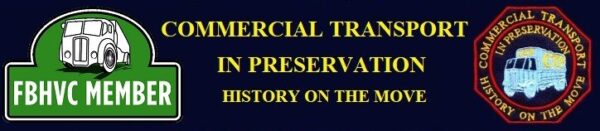Commercial Transport In Preservation